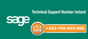 call Sage Customer Support Number Ireland  353-766-803-988.